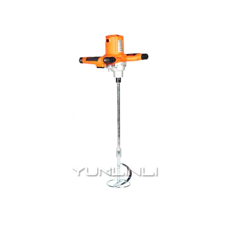 230V Liquid Mixer Industry Agitator Variable Speed Electric Mixer (Can Mix Feed, Coating, Paint, Cement Etc) Mod-210/Mod-50 enlarge