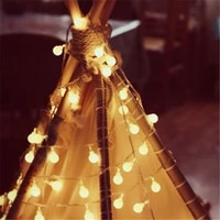 3m ball fairy lights battery operated led christmas lights outdoor indoor string garland for tree garden bedroom home decoration