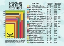 500 Sleeves link - MAYDAY Card Game Sleeve Protector Board Game Protective Sleeve MUNCHKIN MTG 41 45 56 59 63 68 87 88 92