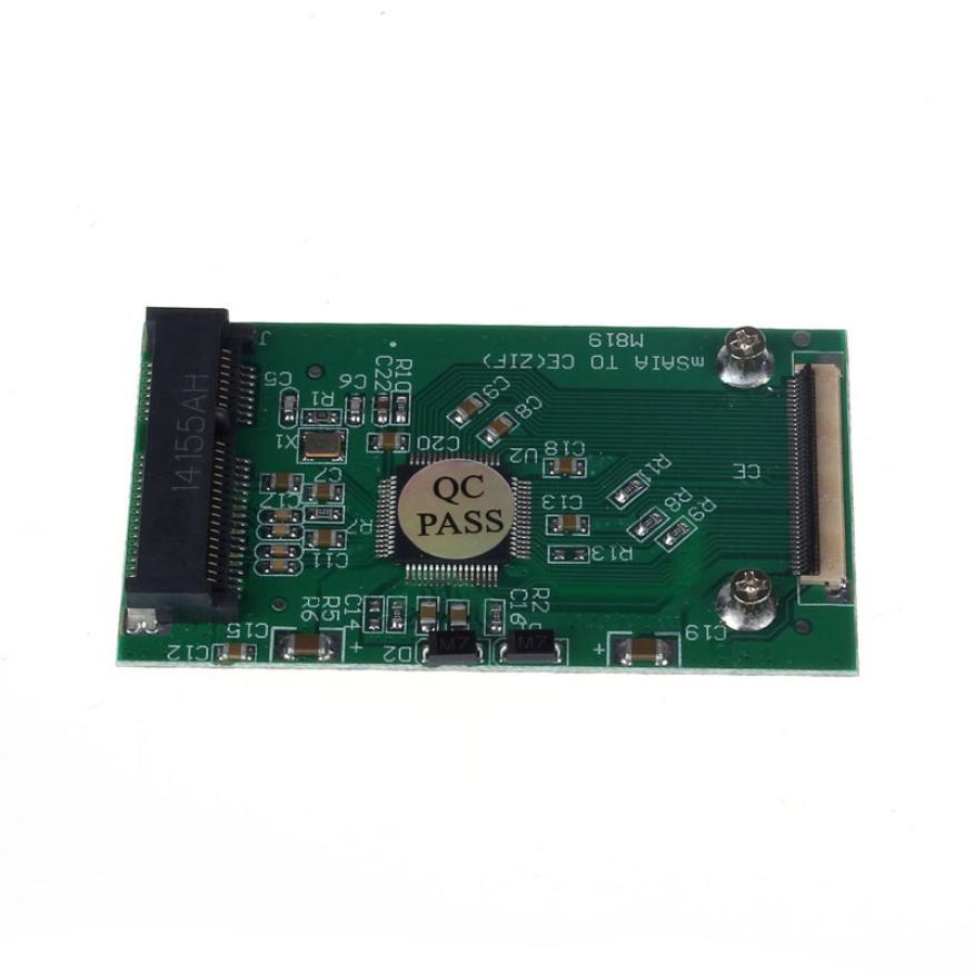 ¡Oferta! 1 unidad de adaptador de Cable de 40 pines para tarjeta TF de MOSUNX Futural Digital, buena calidad, Mini mSATA PCI-E SSD, F35