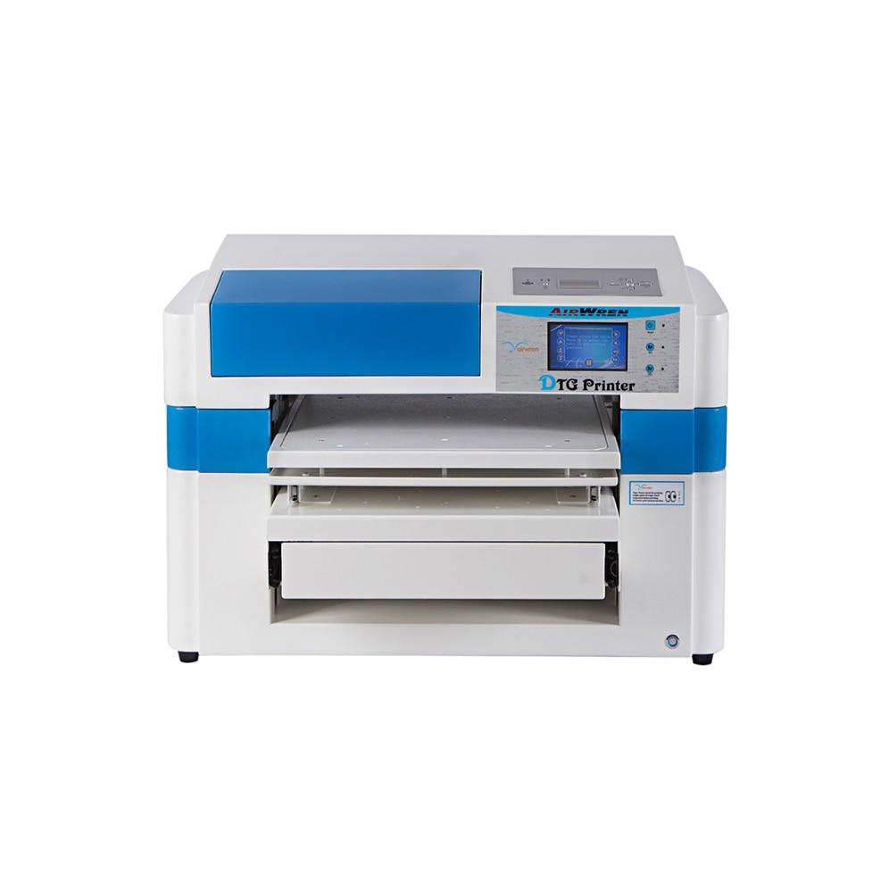 5760x1440 dpi impressora de DTG impressora de mesa Digital para t-shirt e meias