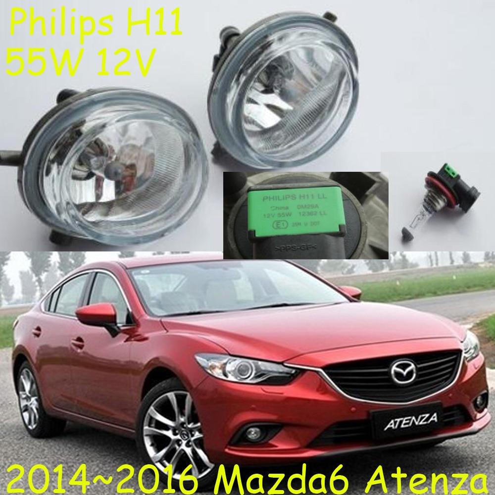2014~2016y for mazda 6 Mazda6 Atenza fog light,2pcs headlight for mazda CX-5 halogen light,CX-5 headlamp