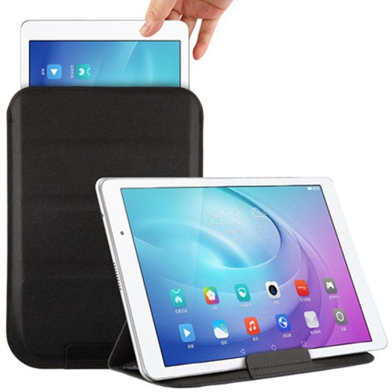 """Para teclast X10 más 2 protector de cuero PU de protección para teclast X10 3G teléfono t98 4G inteligente cubierta Tablets PC 10.1 """"manga"""