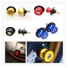Accessoires de moto M6 bobines et bras oscillants   Vis coulissantes, pour yamaha YZF R1/R1M 1999 2000 2001 2002 2003 2004 2005 2007 2008