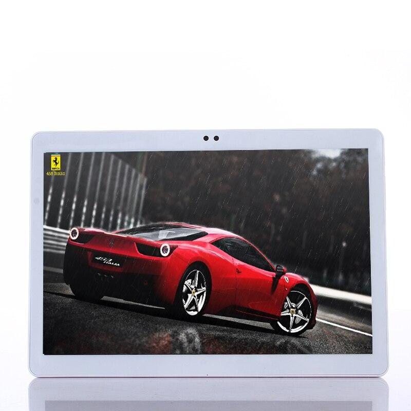 "10,1 ""Tablet Pc K99 WIFI 10 diez Core 128GB ROM Cámara Dual 8MP Android 6,0 Tablet PC 4G LTE TDD FDD GPS bluetooth teléfono MT6797"