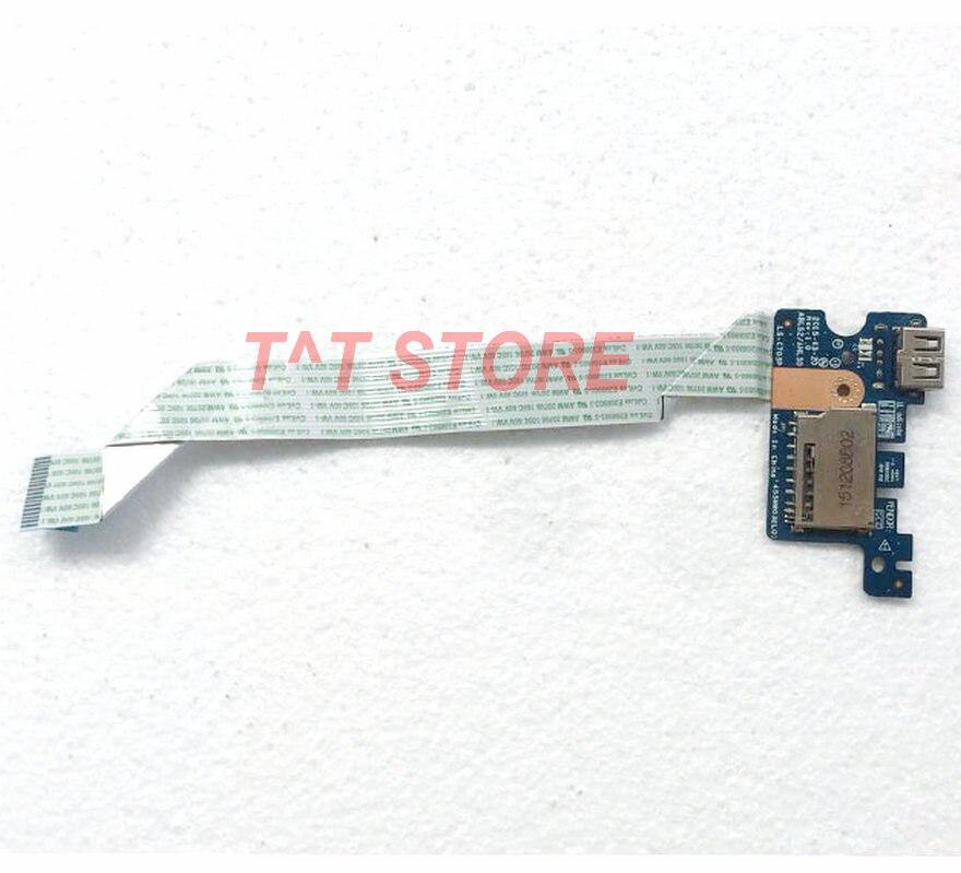 Nuevo Original para HP TPN-C125 15-AC 15-AC039TX 15-AF USB portátil interfaz de ABL52/AHL50 LS-C705P envío gratis