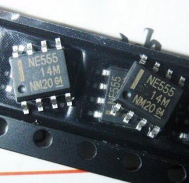 NE555DR NE555D NE555 SMD 10 unids/lote