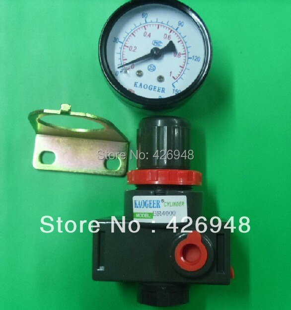 Free Shipping 10Pcs 1/2 new Type Pressure Regulator BR4000