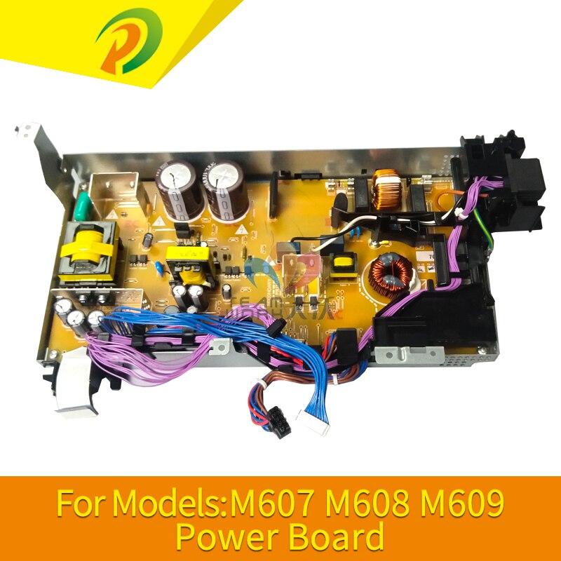 RM2-9332 para HP M607 608 609 E60055 E60065 RM2-9456-000CN E60075 placa de potência 110 V 220 V