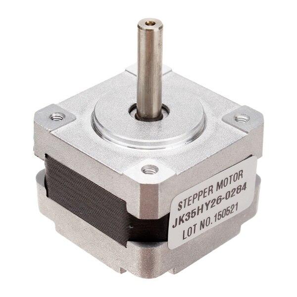 Nema 14 26mm 2 fase motor deslizante 1.8 graus 35 híbrido motor deslizante