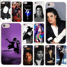 Lavaza de baile de Michael jackson música funda de teléfono dura caso para iPhone XR X 11 Pro XS Max 8 7 6S 6 5 5S SE 4S 4 10