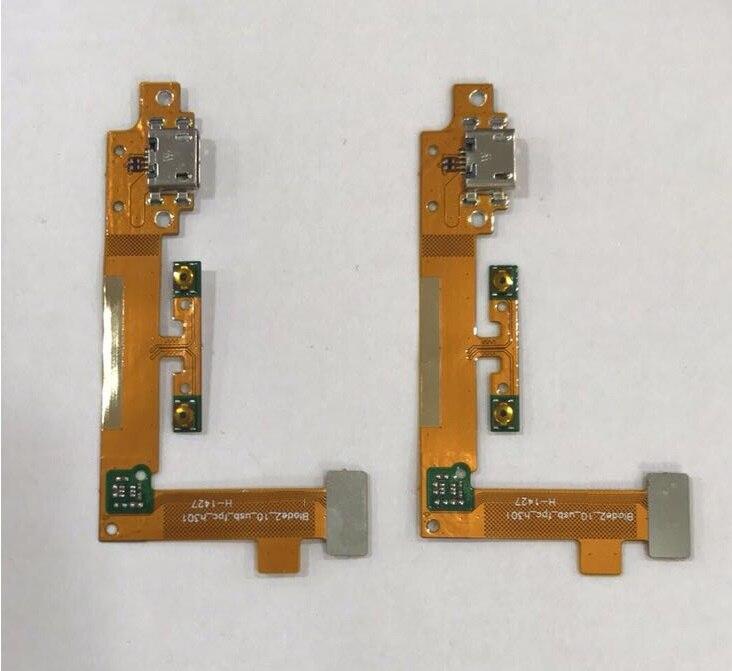 Novo Carregador de Carregamento Porta USB Dock Connector Flex Para Guia Lenovo YOGA 2 1051F YT2-1050