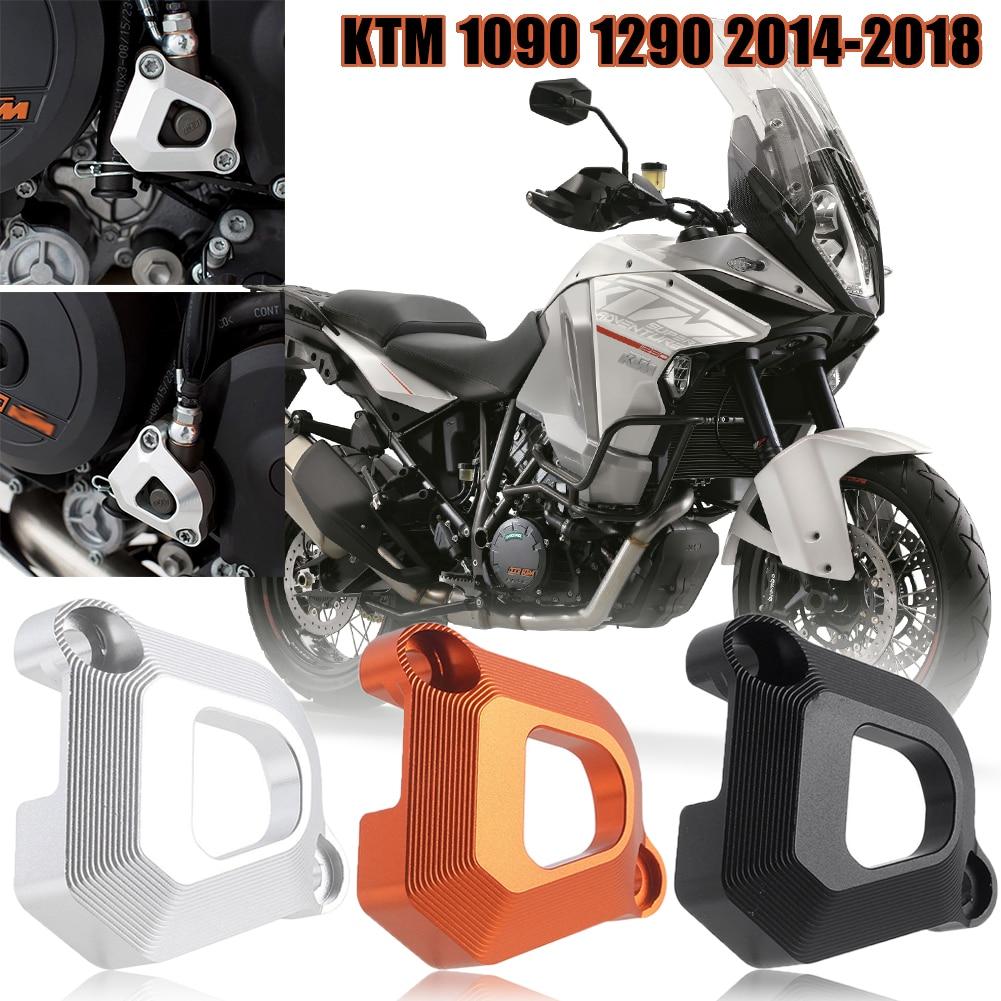 Для KTM 1050 1090 990 Adventure R S 1290 SMR SMT ADV Super Duke R Superduke GT 2014-2018 защитный цилиндр сцепления
