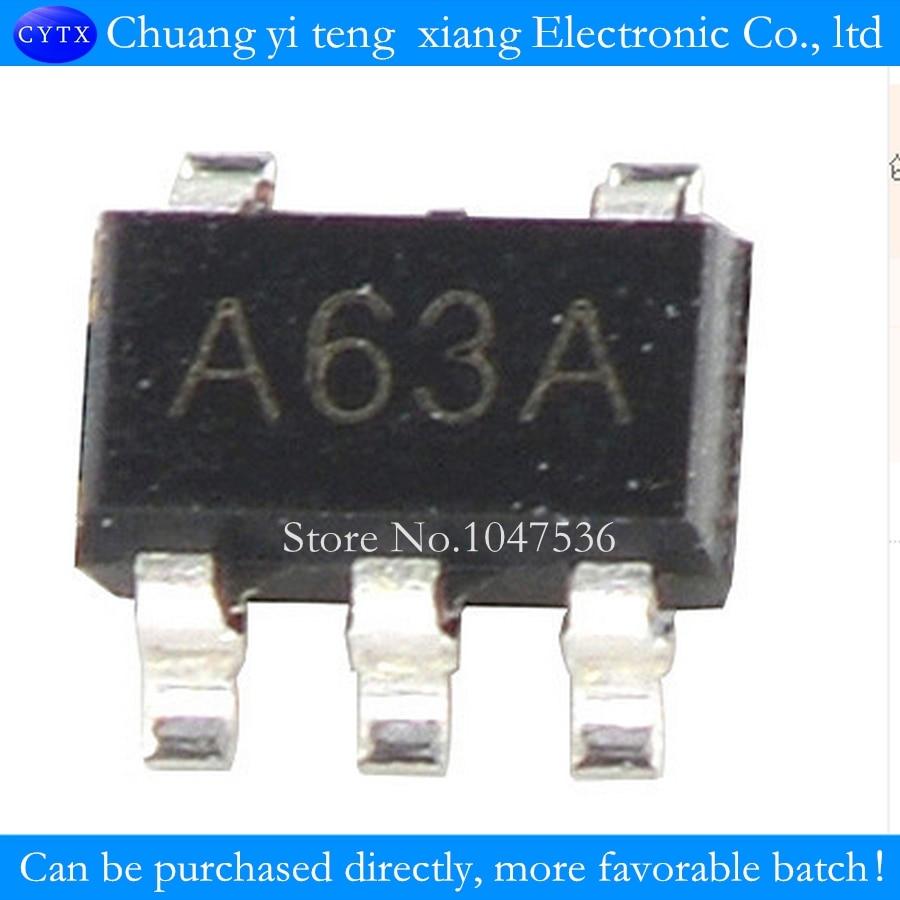 LM321MFX LM321MFX/NOPB IC op amp SMD SOT235 LM321 10 pçs/lote