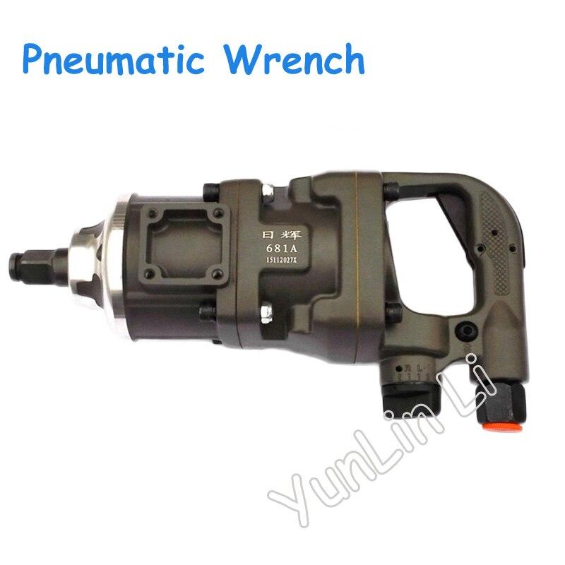 """Llave neumática de 1 """"(25MM)/ 3/4""""(19mm), pistolas de viento pesadas de Grado Industrial, gatillo, llave de aire, herramientas de llave neumática"""
