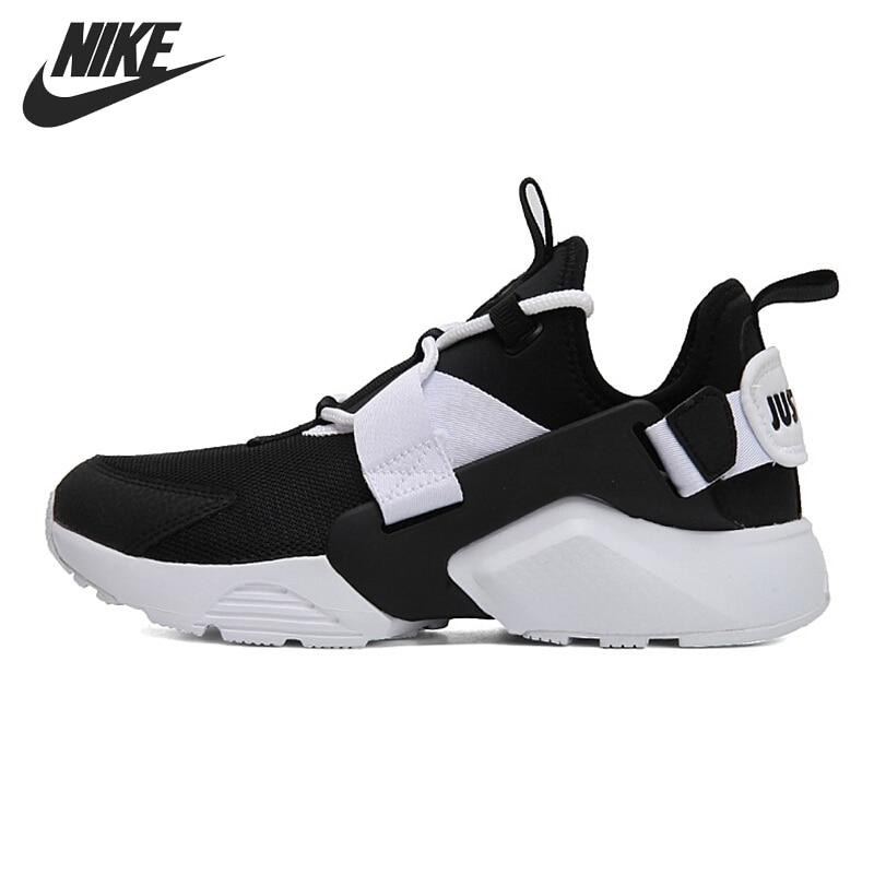 Original New Arrival   NIKE AIR HUARACHE CITY LOW Women's  Running Shoes Sneakers