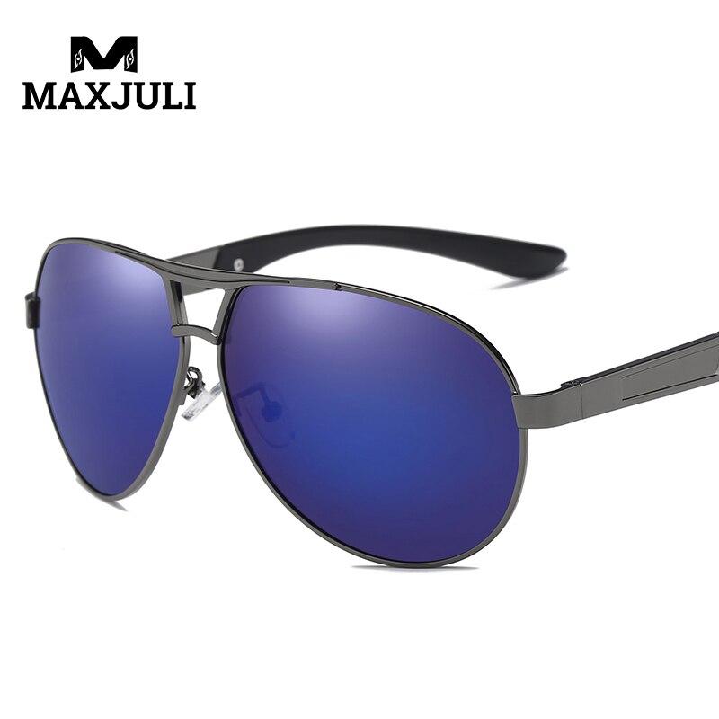 Eyegalsses MAXJULI Polarizados Esportes Óculos De Sol Dos Homens óculos de sol Dos Homens Das Mulheres Da Marca