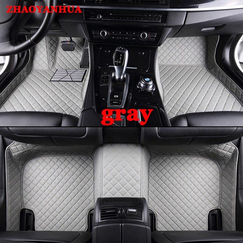 Автомобильные коврики для Mercedes Benz GLA CLA GLK GLC G ML GLE GL GLS A B C E S W204 W205 W211 W212 W221 W222 W176