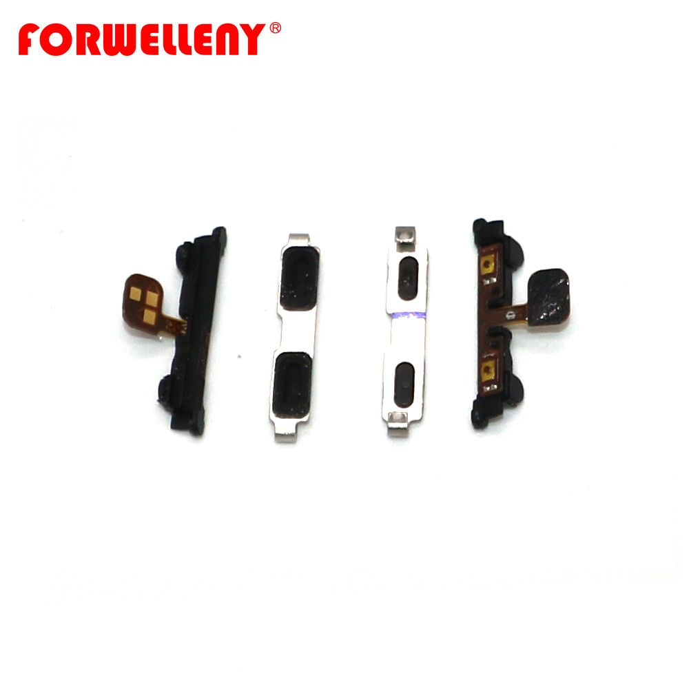 For LG V30 Volume Up Down Key Button Switch Flex Cable Replacement Repair H930 H933 H931 H932 VS996 недорого