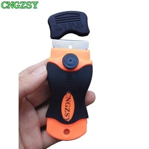 Image 5 - 1 шт., нож для удаления клея на экран мобильного телефона + 100 шт., металлические лезвия, разборка, Чистый скребок, шлифовальная лопата, Oca клей, автомобильные инструменты K03