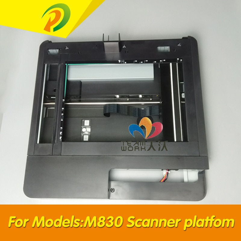 CF367-60115-R CF367-67919-R para HP LaserJet M830, m830 ASSY SCANNER Scanner de Imagem unidade inteira assy-REFURB-LJ Ent M830