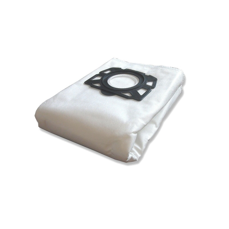 4* Vacuum Cleaner Cloth Dust Bags Washbale Filter Bag For Karcher WD5200 WD 5.000-5.999 WD 4.000-4.999 Vacuum Cleaner Parts