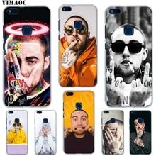 YIMAOC Mac Miller Yumuşak Kapak için Huawei Onur 6A 7X 7A Pro 8C Mate 10 Not 10 9 Lite Y6 y9 Y7 Başbakan 2018