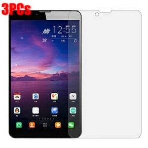 "3 unids/lote protector de pantalla 7 ""Elenberg TAB 730/Szenio Syreni Tablet 70DC 7 HD 3G Tablet claro película protectora de pantalla completa"