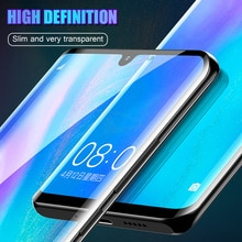 Vidrio Protector 9D para Huawei P30 Lite P20 Pro P9 Protector de pantalla antiarañazos de alta calidad para Huawei P Smart Plus