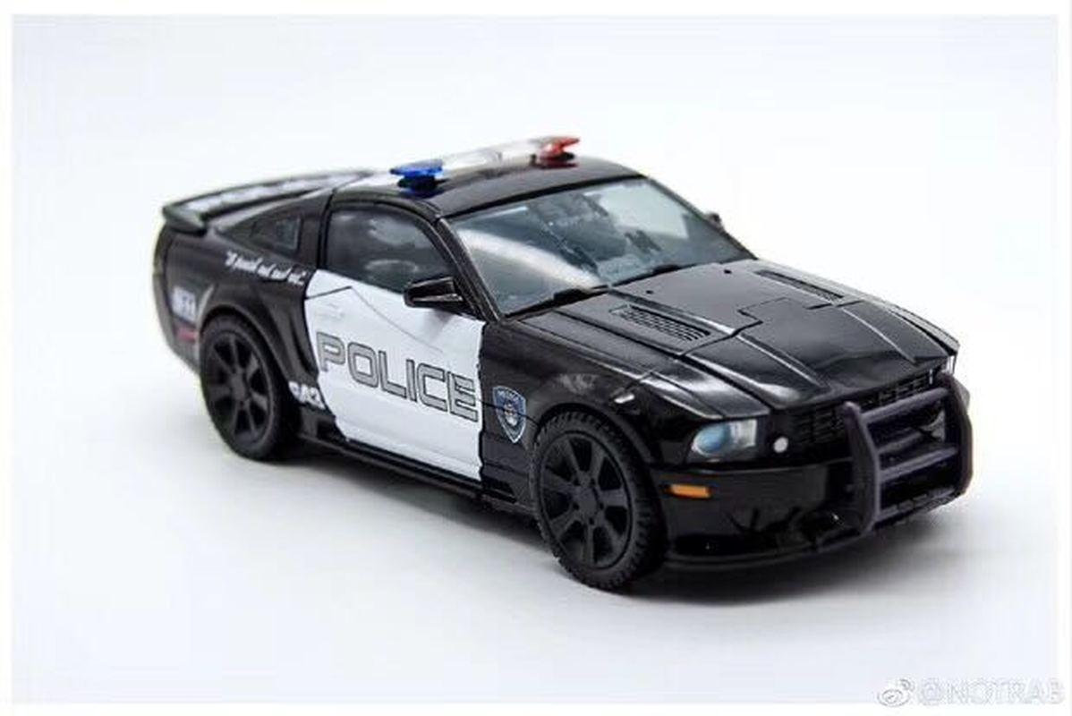 Original package Masterpiece MPM05 Barricade Transformation Action Figure Police Mode Collection KO Robot Toys Boys Gift