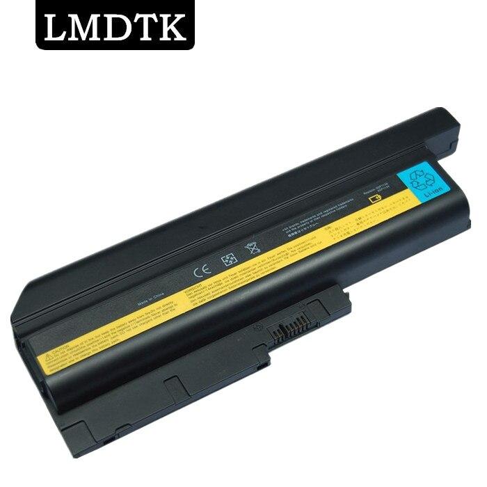 LMDTK 9 celdas de batería del ordenador portátil para LENOVO ThinkPad T500 SL300 SL400 SL500 serie ASM 92P1130 92P1132 92P1138 92P1140 92P1142