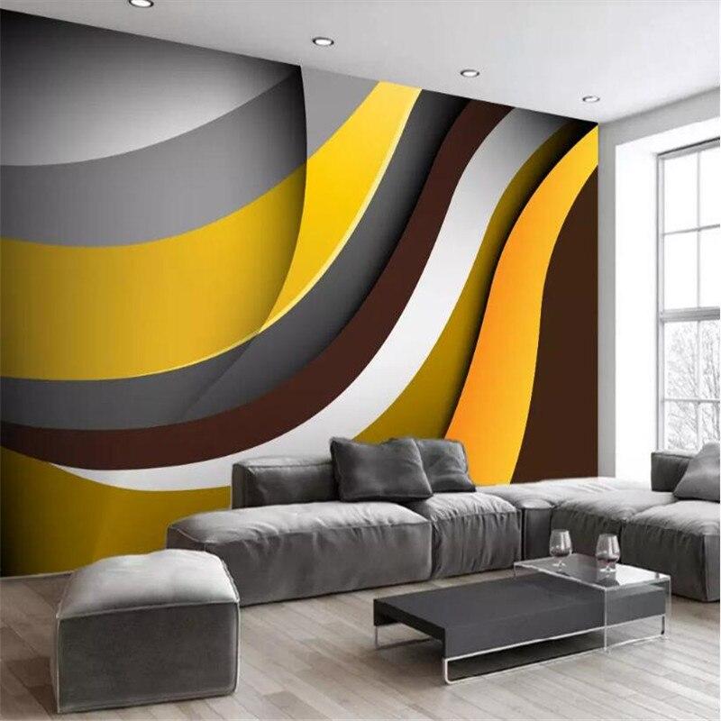 هندسية مجردة خطوط فقاعة حائط الخلفية المهنية الإنتاج الجداريات الجملة خلفيات الجداريات مخصص صور الحائط