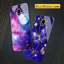 For Samsung J6 Case 2018 For Bumper Samsung Galaxy J4 Plus Back Cover J3 J5 J7 2017 EU Case Black TPU Hard Plastic J1 2016 Phone