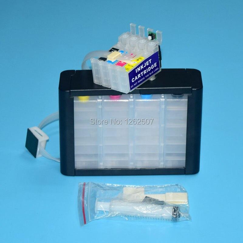 Sistema T2941-2944 Ciss para impresoras Epson WF-2630 WF-2650 WF-2660 (versión de Australia)