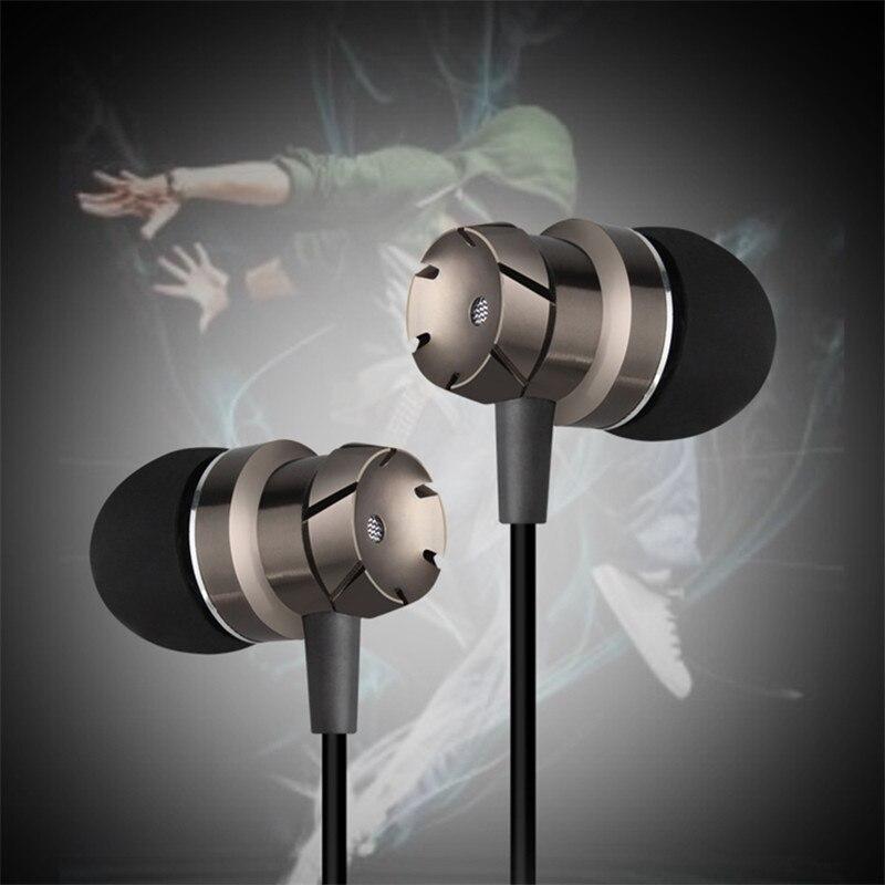 Наушники-вкладыши для Huawei P9 Lite 2017 P8 Lite P10 Plus P Smart Super Bass Stereo Sound Ear buds гарнитура головной телефон с микрофоном