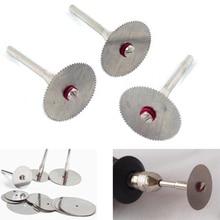 5x 32mm metal cutting disc dremel rotary tool circular saw blade dremel cutting tools for woodworking tool cut off Free Shipping