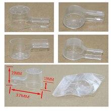 5 sztuk/partia wymiana elektryczne głowice do szczoteczek do zębów ochronna osłona pyłoszczelna pasuje do Oral B Braun końcówka do szczoteczki do zębów pokrywa ochronna