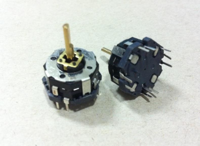 5 шт./лот ALPS Alps RKJXT1F многонаправленный клавишный переключатель с поворотным кодером пресс-переключатель 15 позиционирования