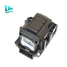 Lámpara para proyector a VT75LP LV-LP24 buen brillo con la vivienda para CANON LV-7240 LV-7245 LV-7255 LV-7265 180 días de garantía