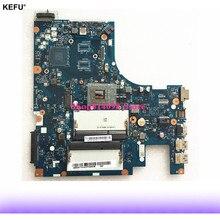 KEFU pour Lenovo ideapad G50-45 carte mère dordinateur portable 15 pouces ACLU5 ACLU6 NM-A281 E1-6010 CPU à bord DDR3