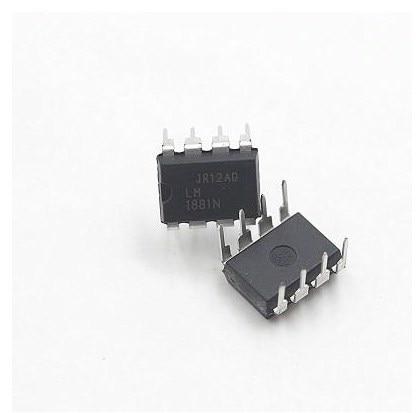 Free shipping 50PCS LM1881  LM1881N DIP-8