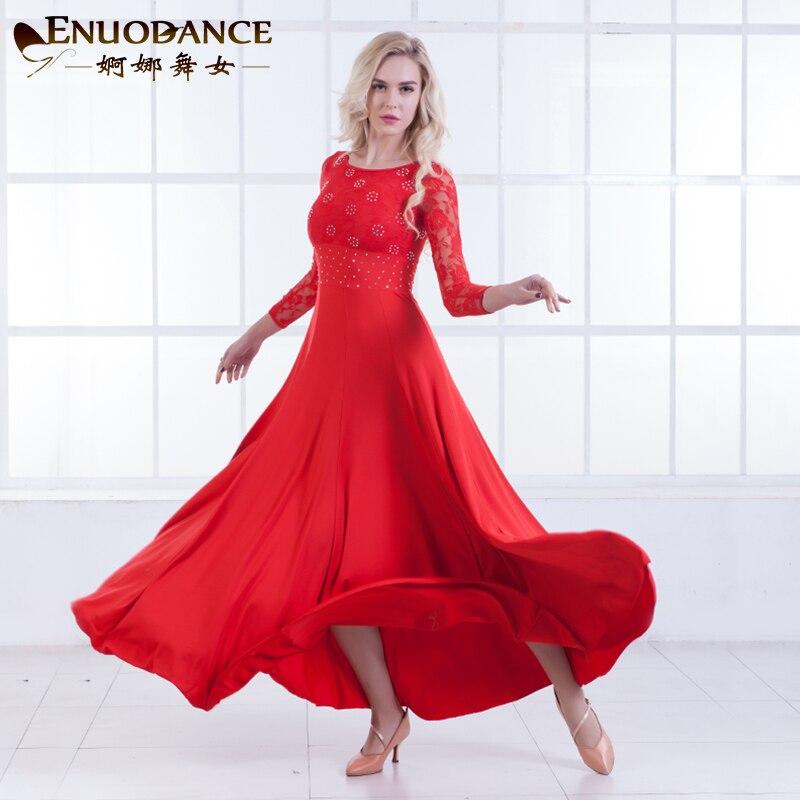 Nuevo vestido de baile moderno para salón de baile, vestidos de entrenamiento de baile de salón, ropa de baile de salón estándar, vestido de tango