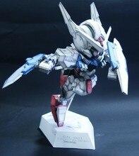 SD Gundam GNY-001 ange déesse de la Justice brut bricolage 3D papier artisanat modèle jouet