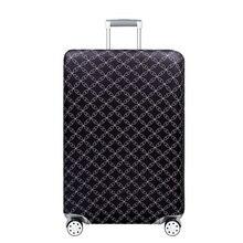 La nouvelle housse de protection pour bagages à élasticité Suitable18-32 pouces