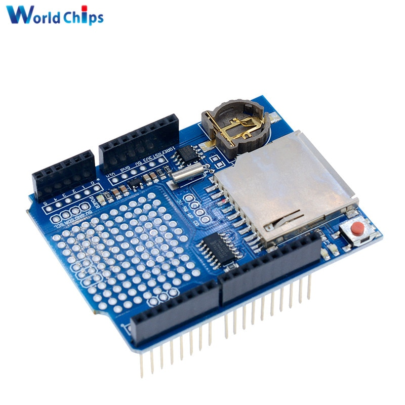 Новый регистратор данных, модуль регистрации, защита V1.0 для Arduino UNO sd-карты One