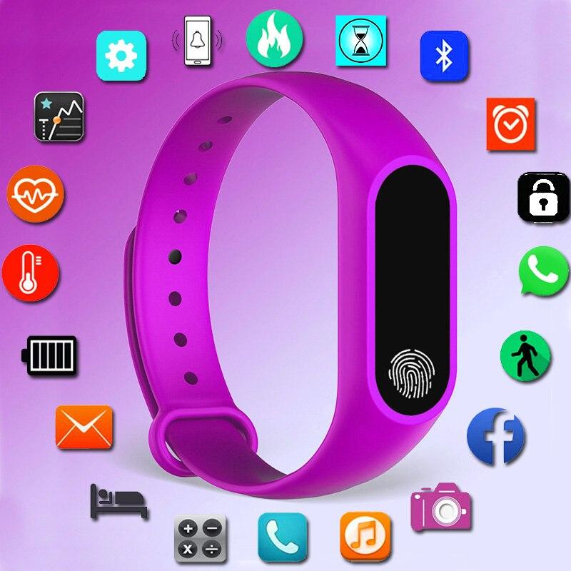 Reloj de pulsera deportivo para mujer, reloj de pulsera electrónico LED Digital para mujer, reloj de mujer Hodinky Reloges