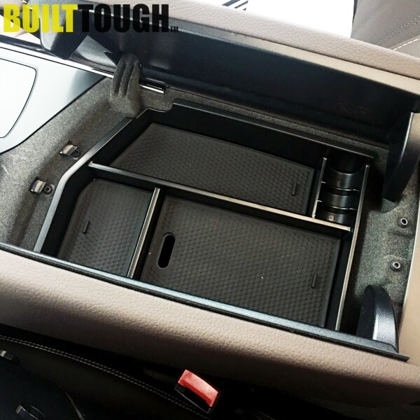 Caja de almacenamiento de reposabrazos central para coche para Mercedes Benz ML M clase ML300 ML320 ML350 ML clase W166/GL350 GL400 GL clase X166 bandeja