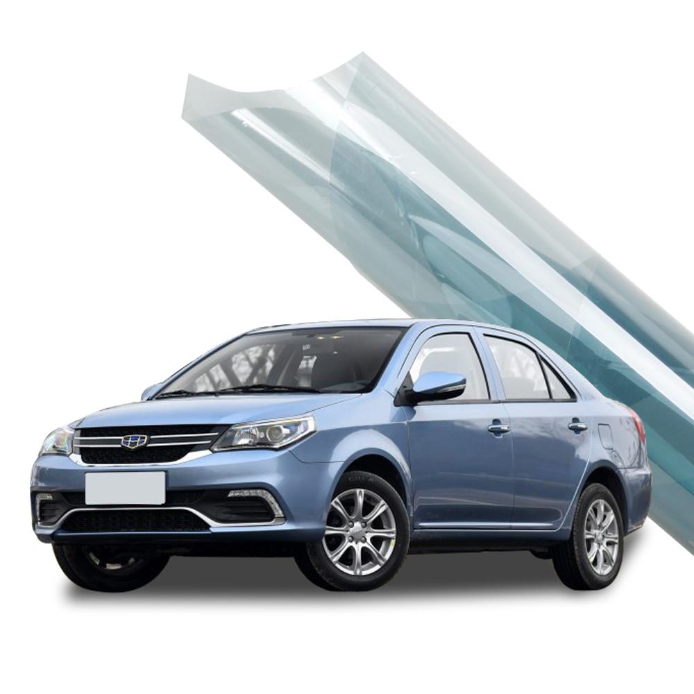 Sunice New 5%-75% VLT 95% IR Cut 99% UV Rejection Nano Ceramic Window Tint Film For Car/building 1.52x0.5m