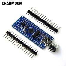 For Arduino Nano V3.0 board CH340/ATmega328P 5V 16M Micro Controller Board Module compatible with Arduino Nano V3.0