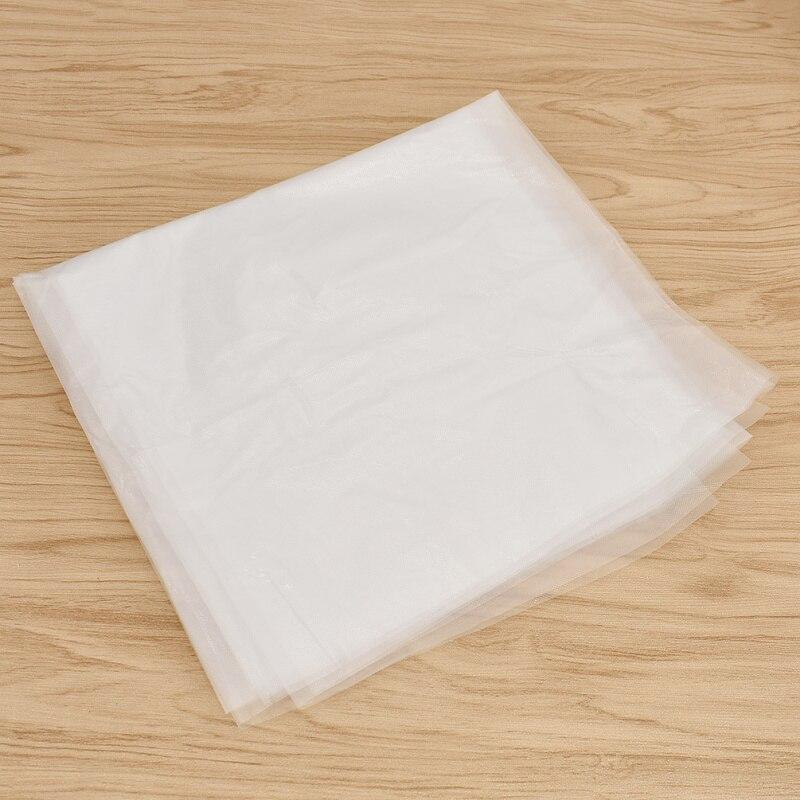 1m PVA, película de fibra bordada, forro cosido DIY, prenda textil para el hogar, bolsa acolchada, forro interior, accesorios de tela